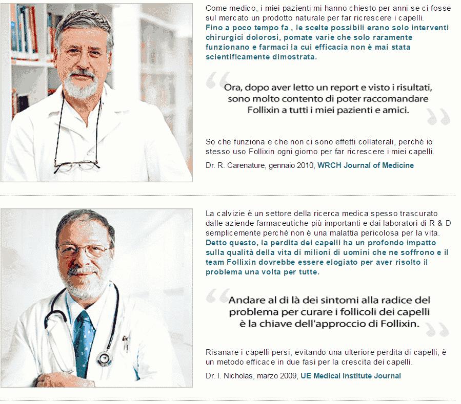 Follixin opinioni medici