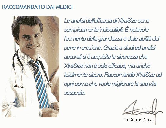 xtrasize opinioni mediche parere medico urologo andrologo