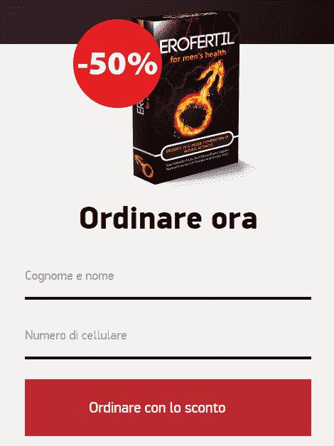 Erofertil prezzo