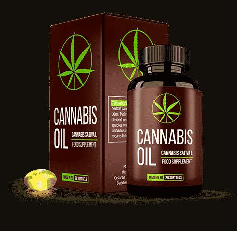 Cannabis Oil ipertensione
