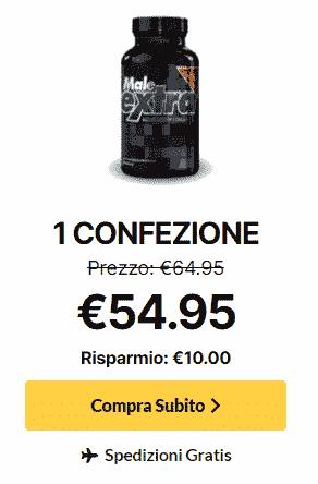 Male Extra prezzo