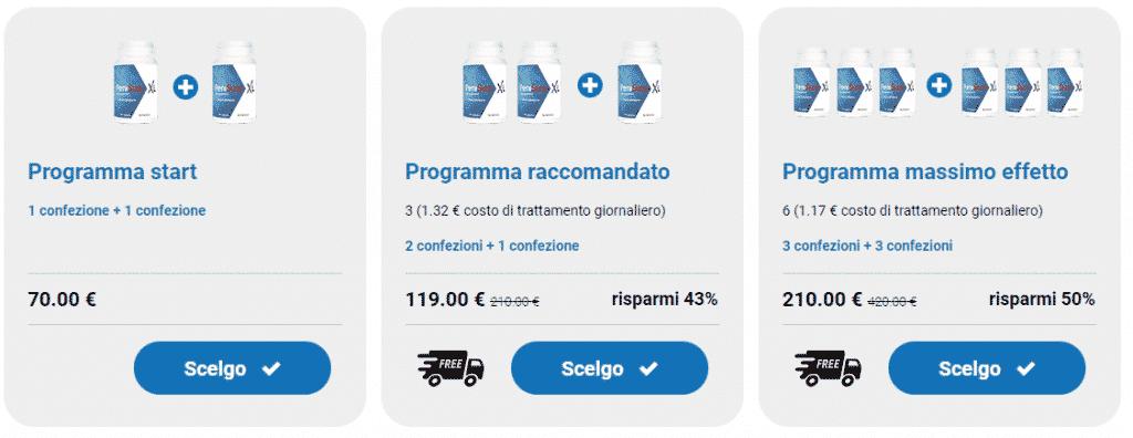 Penisize XL prezzo